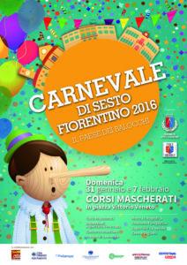 carnevale 2016 locandina pre lancio