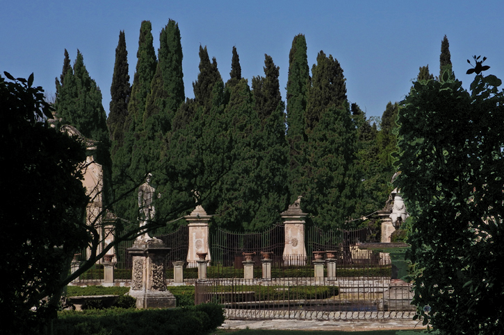 Sabato 13 Giugno: Apertura Giardino Villa Corsi Salviati