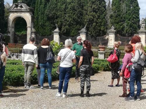 8 maggio - Villa Corsi Salviati