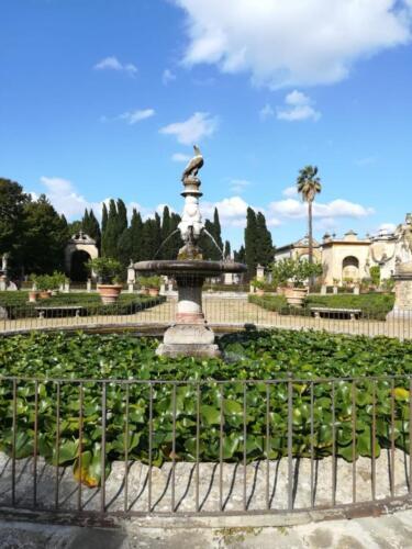 aperture straordinarie Giardino di Villa Corsi Salviati (autunno 2021)