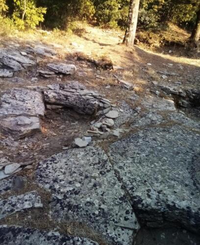 necropoli di Palastreto