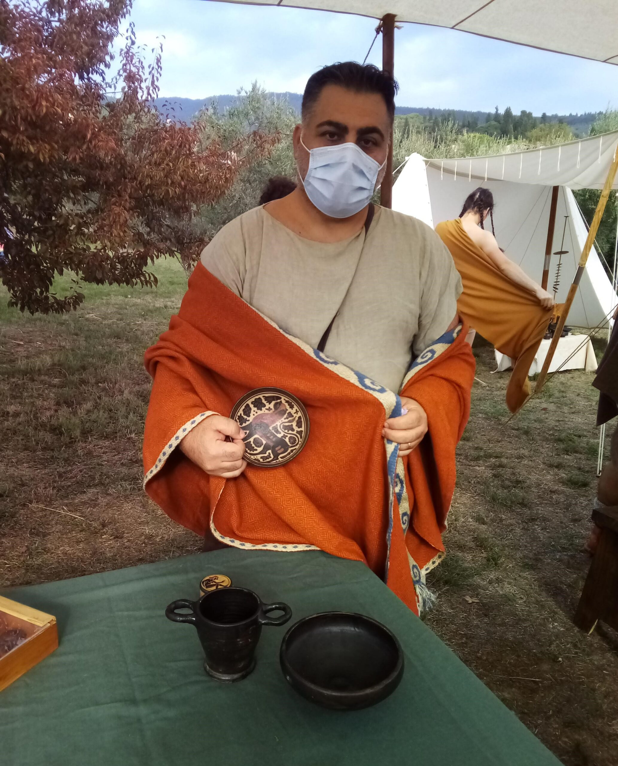 rievocazione etrusca 2021